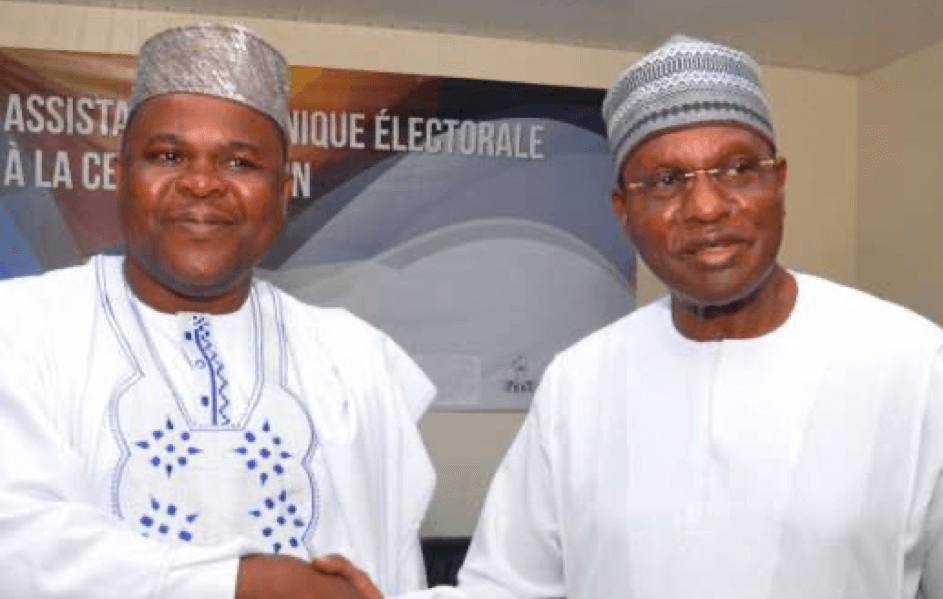 Programme «Les Béninois construisent le Bénin par le consensus» du candidat Alassane Soumanou et son colistier Paul Hounkpé