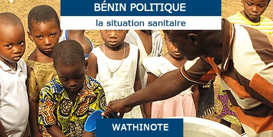 Bénin, un aperçu, organisation mondiale de la santé 2017