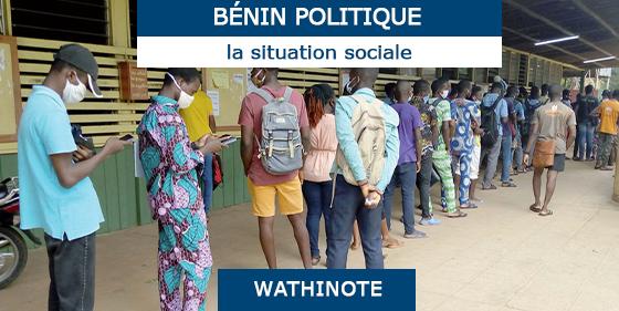 La création d'emplois: Un défi majeur au Bénin, Afrobarometer, 2019